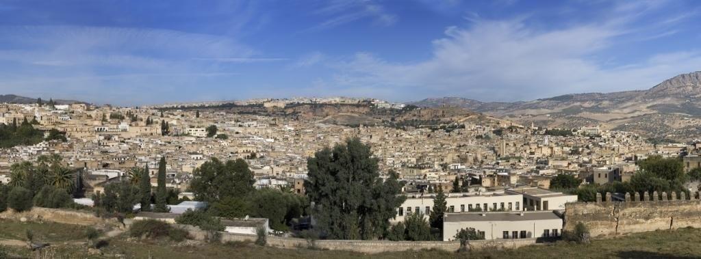 Panorama Fez 110x40 BAJA