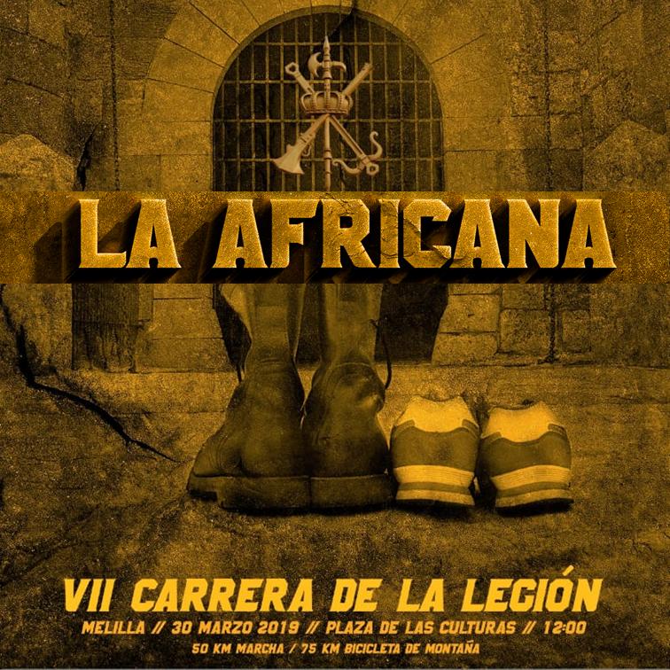 Viaje a LA AFRICANA 2019 – MELILLA